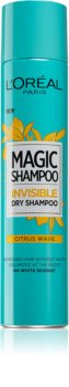 L'Oréal Paris Magic Shampoo Citrus Wave șampon uscat