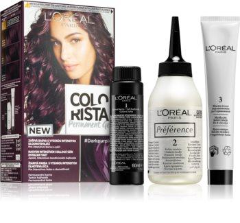 L'Oréal Paris Colorista Permanent перманентната боя за коса