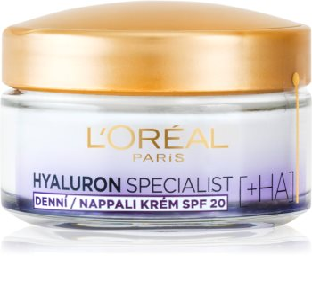 L'Oréal Paris Hyaluron Specialist wypełniający krem nawilżający SPF 20