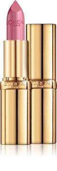 L'Oréal Paris Color Riche овлажняващо червило