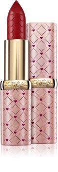 L'Oréal Paris Color Riche Valentine´s day limited edition barra de labios hidratante