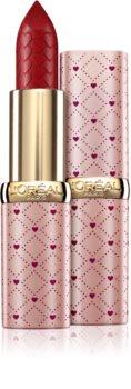L'Oréal Paris Color Riche Valentine´s day limited edition ruj hidratant