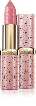 L'Oréal Paris Color Riche Valentine´s day limited edition rouge à lèvres hydratant