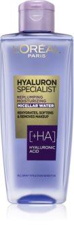 L'Oréal Paris Hyaluron Specialist feuchtigkeitsspendendes Mizellenwasser mit Hyaluronsäure