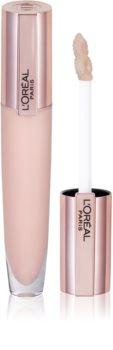 L'Oréal Paris Brilliant Signature Plump Lipgloss mit Hyaluronsäure