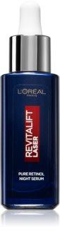 L'Oréal Paris Revitalift Laser Pure Retinol noční sérum proti vráskám
