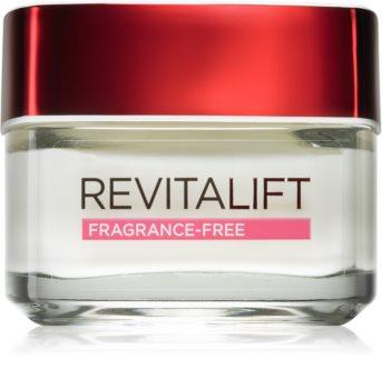 L'Oréal Paris Revitalift Fragrance - Free denní krém proti vráskám