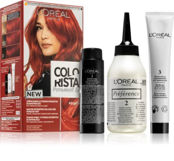L'Oréal Paris Colorista Permanent Gel permanentna barva za lase