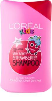 L'Oréal Paris Kids Schampo och balsam 2-i-1 för barn