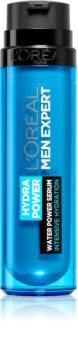 L'Oréal Paris Men Expert Hydra Power odświeżające skórę serum nawilżające