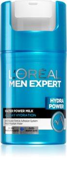 L'Oréal Paris Men Expert Hydra Power освежаващо хидратиращо мляко за лице