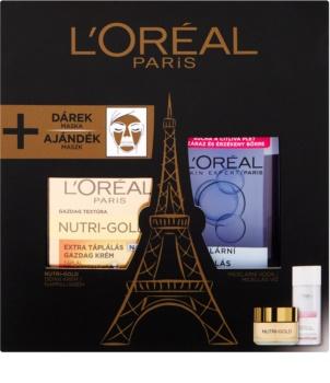 L'Oréal Paris Nutri-Gold coffret IV.