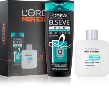 L'Oréal Paris Men Expert Hydra Sensitive kit di cosmetici I. per uomo