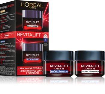 L'Oréal Paris Revitalift Laser X3 sada (proti stárnutí pleti)