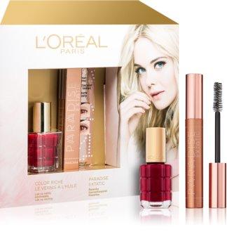 L'Oréal Paris Paradise Extatic coffret cosmétique I. pour femme