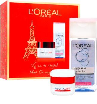 L'Oréal Paris Revitalift kit di cosmetici III.