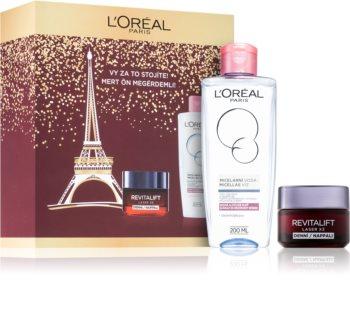 L'Oréal Paris Revitalift Laser X3 ensemble (pour peaux sèches à sensibles)