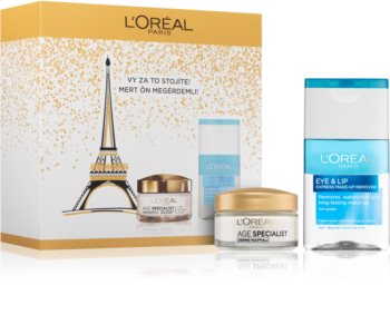 L'Oréal Paris Age Specialist 65+ Kosmetik-Set  II. für Damen