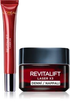 L'Oréal Paris Revitalift Laser X3 ensemble (pour une hydratation intense)