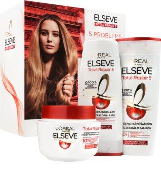 L'Oréal Paris Elseve Total Repair 5 dárková sada (na vlasy)