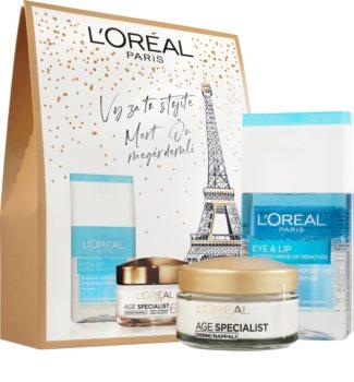 L'Oréal Paris Age Specialist 65+ Gift Set (for Mature Skin)