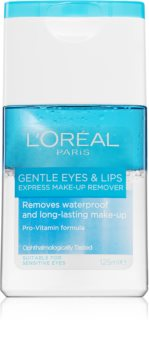 L'Oréal Paris Gentle Augen- und Lippen-Make-up Entferner für empfindliche Haut