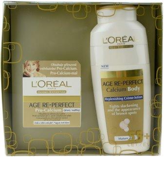 L'Oréal Paris Age Re-Perfect zestaw kosmetyków I.