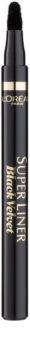 L'Oréal Paris Super Liner Black Velvet očné linky