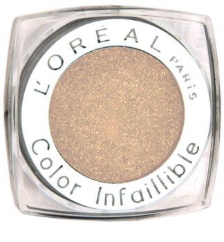 L'Oréal Paris Color Infaillible očné tiene