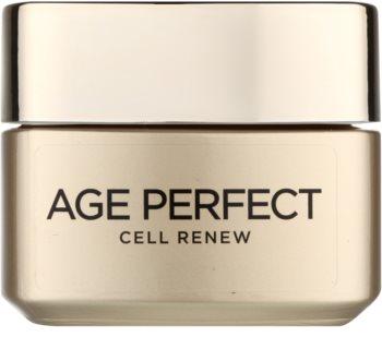 L'Oréal Paris Age Perfect Cell Renew crema giorno per la rigenerazione cellulare della pelle