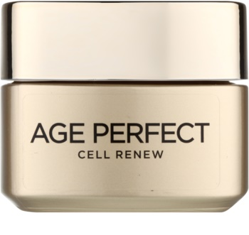 L'Oréal Paris Age Perfect Cell Renew Day Cream For Skin Cells Recovery