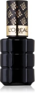 L'Oréal Paris Color Riche vernis top coat gel