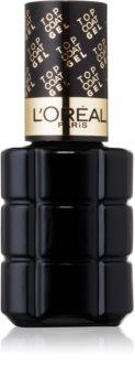 L'Oréal Paris Color Riche završni gel lak za nokte