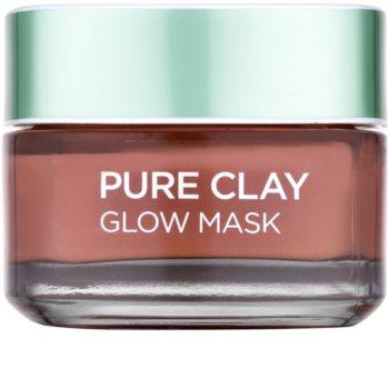 L'Oréal Paris Pure Clay exfoliační maska
