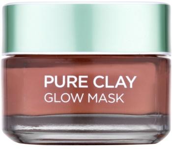L'Oréal Paris Pure Clay Peelingmaske