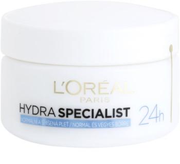 L'Oréal Paris Hydra Specialist crema giorno idratante per pelli normali e miste