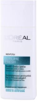 L'Oréal Paris Hydra Specialist leite facial de limpeza para pele normal a mista