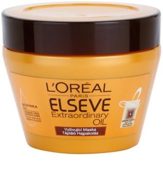 L'Oréal Paris Elseve Extraordinary Oil maschera per capelli secchi