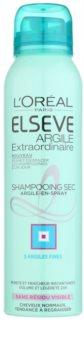 L'Oréal Paris Elseve Extraordinary Clay champú en seco para cabello graso