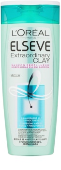 L'Oréal Paris Elseve Extraordinary Clay Anti-Dandruff Shampoo