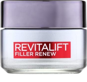 L'Oréal Paris Revitalift Filler Renew crema antirughe con..