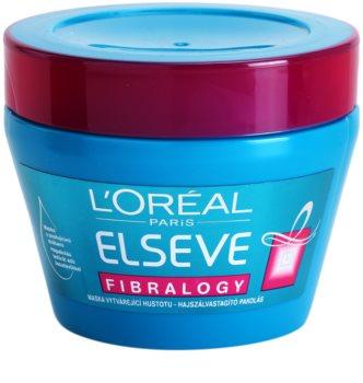 L'Oréal Paris Elseve Fibralogy maska pro hustotu vlasů