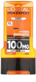 L'Oréal Paris Men Expert Hydra Energetic gel doccia stimolante