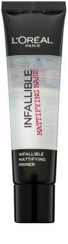 L'Oréal Paris Infallible Mattifying Makeup Primer