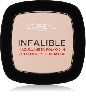 L'Oréal Paris Infallible polvos fijadores