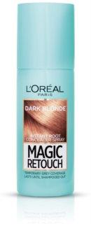 L'Oréal Paris Magic Retouch спрей для мгновенного закрашивания отросших корней волос
