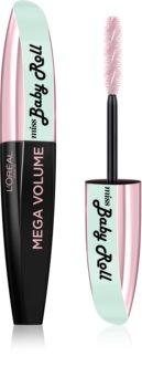 L'Oréal Paris Miss Baby Roll máscara para dar volume e curvatura mais definida