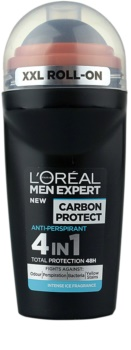 L'Oréal Paris Men Expert Carbon Protect anti-transpirant roll-on