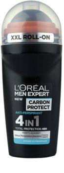 L'Oréal Paris Men Expert Carbon Protect antitraspirante roll-on