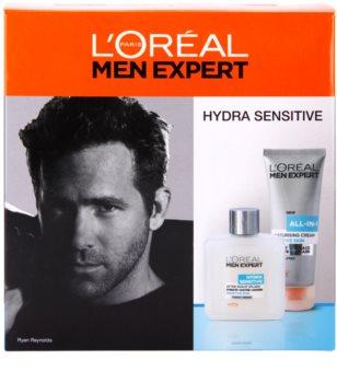 L'Oréal Paris Men Expert Hydra Sensitive coffret IV.